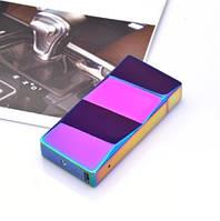 USB зажигалка электроимпульсная Хай-тек (ЮСБ-116-2), фото 1