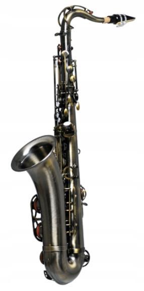 Саксофон тенор Bb EVER PLAY ST-800 Античный