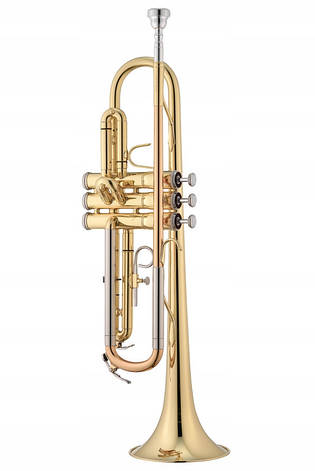 Труба Bb JUPITER JTR-500, фото 2