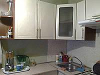 Кухня эконом вариант на заказ фасады пленка МДФ