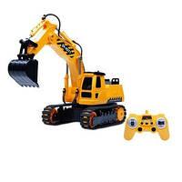 Машинка на р / у 3 в 1 Same Toy Инженерный Экскаватор E571-003