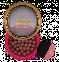 Шариковые румяна Lily Сontrast Colored ( Лилу Контраст Колоред )