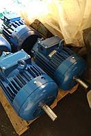 Электродвигатель крановый МТН (F) 312-8У1 11кВт 750 об/мин.