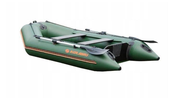 Туристическая надувная лодка Kolibri KM330PP, фото 2