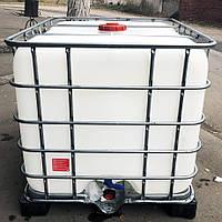 Кубическая емкость (куб) 1000 л (возможна аренда)