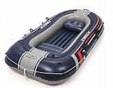 Туристическая надувная лодка Bestway TRECK X2, фото 3
