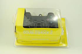 Джойстик PS2 проводной (желтый блистер)