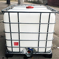 Емкость для воды 1 куб (еврокуб, IBC контейнер), возможна оренда
