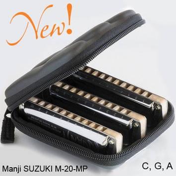 Японская гармоника SUZUKI Manji , фото 2