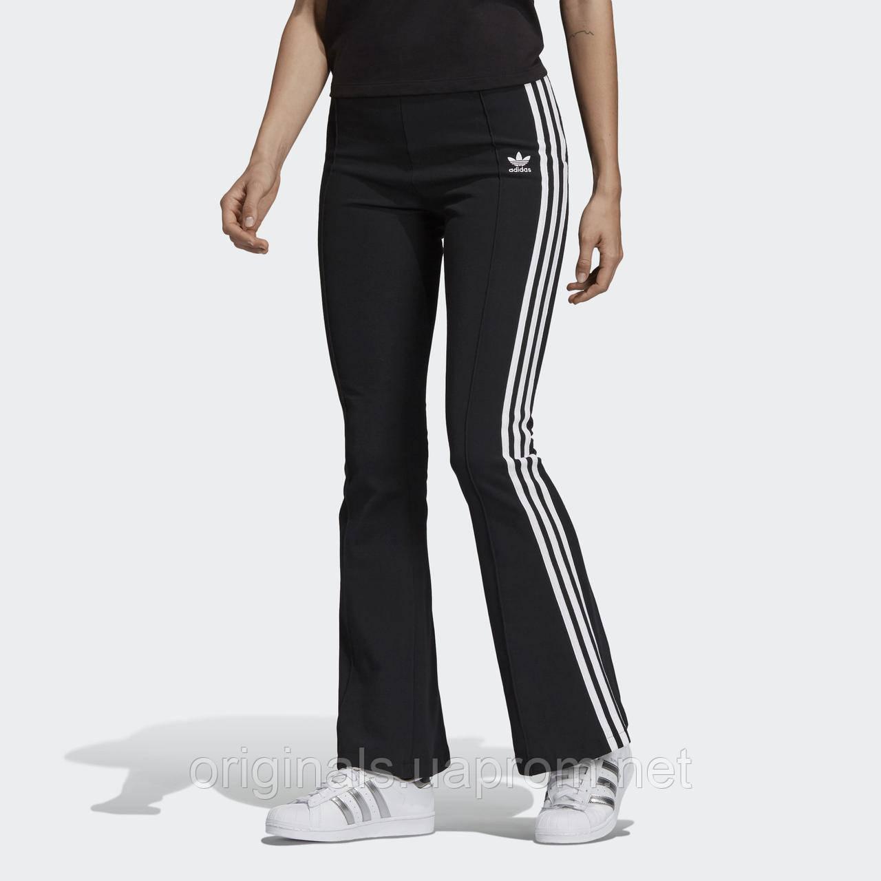 Повседневные штаны Adidas Flared W DV2602