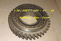 236-1701131 Шестерня третьей передачи вторичного вала КПП ЯМЗ - 236, 238 ( Z=37 )