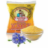 №51 Каша пшенично-пшоняна з вівсом і льоном