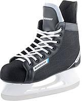 Коньки хоккейные Nordway NDW100, Черный, 39