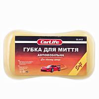 Губка для мытья автомобиля с мелкими порами Soft CarLife CL-412