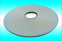 Двусторонний скотч на вспененной основе 9508W (66мх8ммх0,8мм) белый