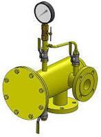 Фильтр газовый сетчатый кассетный ФГСК-К-150_(1,2)