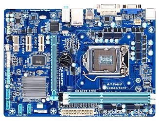 Gigabyte GA-H61MA-D2V USB 3.0   Socket 1155  Гарантія 3 мес.