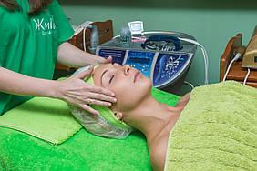 Обучение вакуумному массажу лица