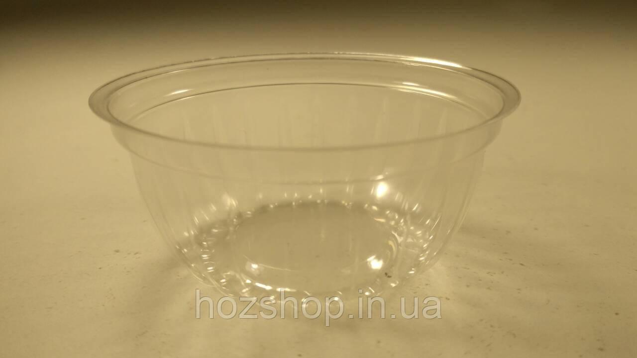 Соусник пластиковый прозрачный ПС-390 (V50мл)Ф66/h30 (100 шт)