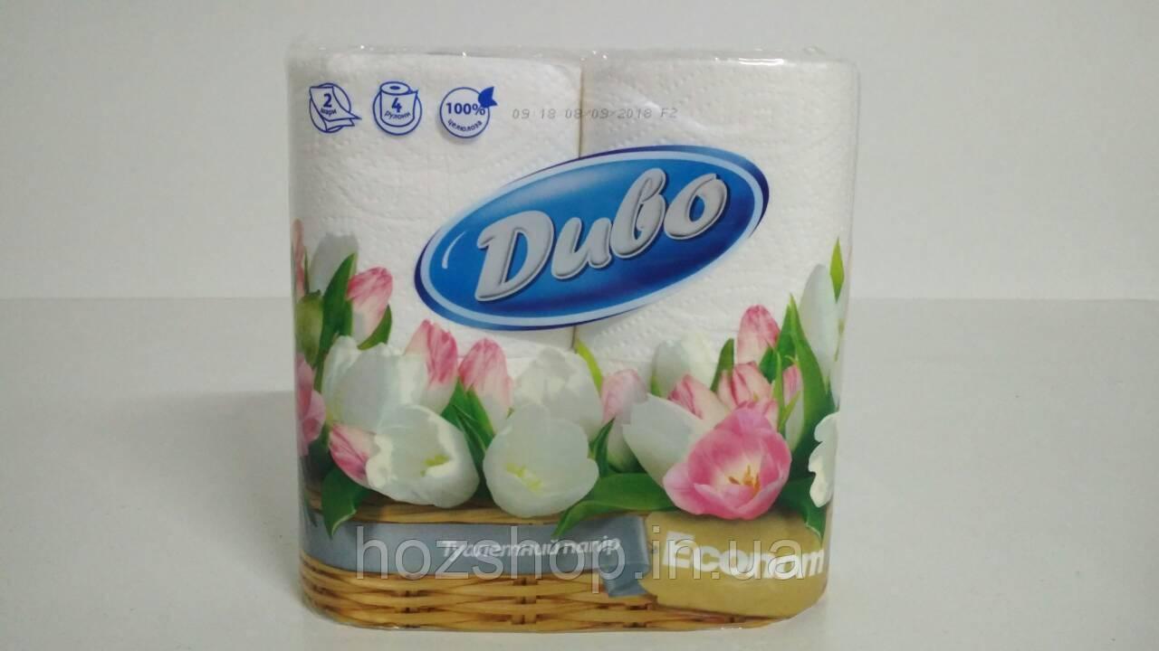 Туалетная бумага  белая (а4) Диво Эконом (1 пач)