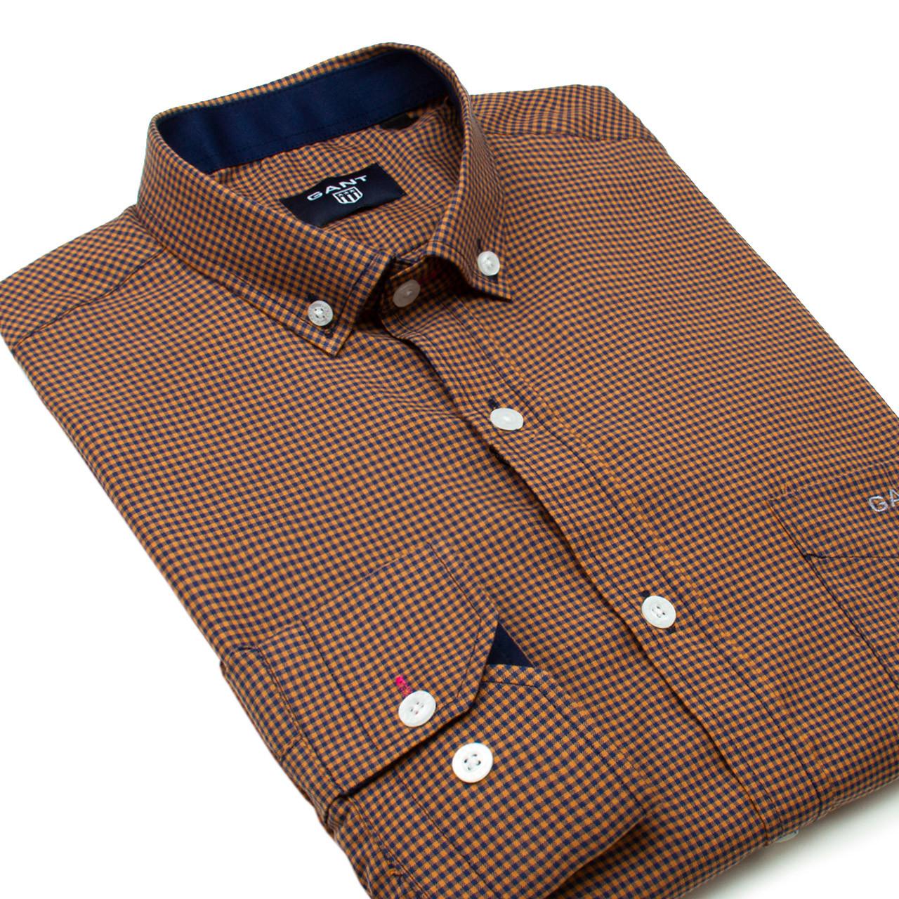 Рубашка мужская GANT