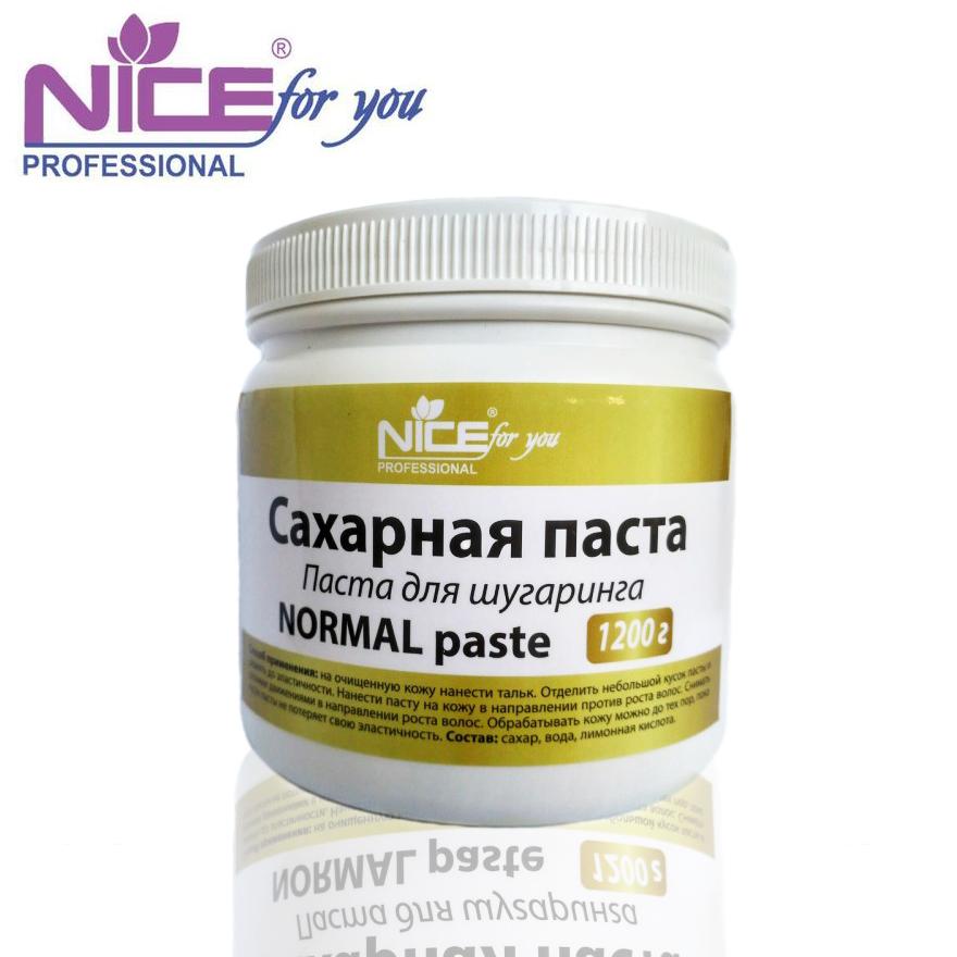 Сахарная паста для Шугаринга Normal, 1200g