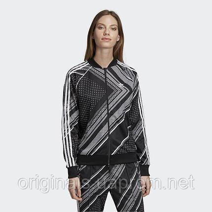 Женская олимпийка Adidas Boyfriend SST DV2574  , фото 2