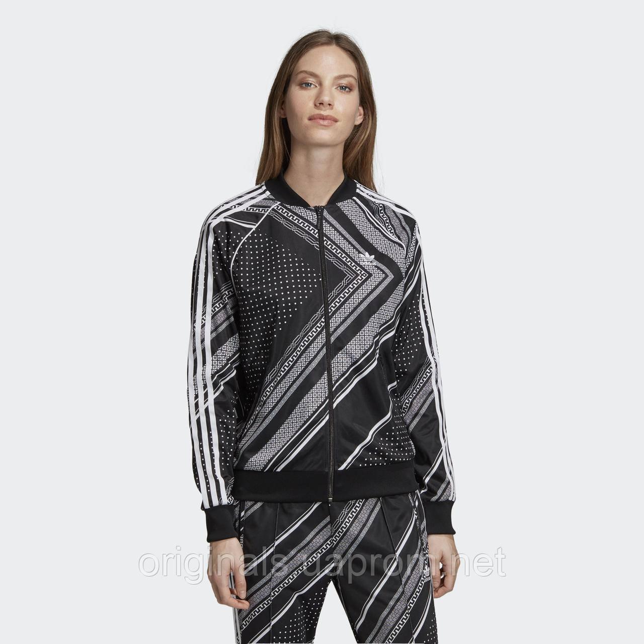 Женская олимпийка Adidas Boyfriend SST DV2574