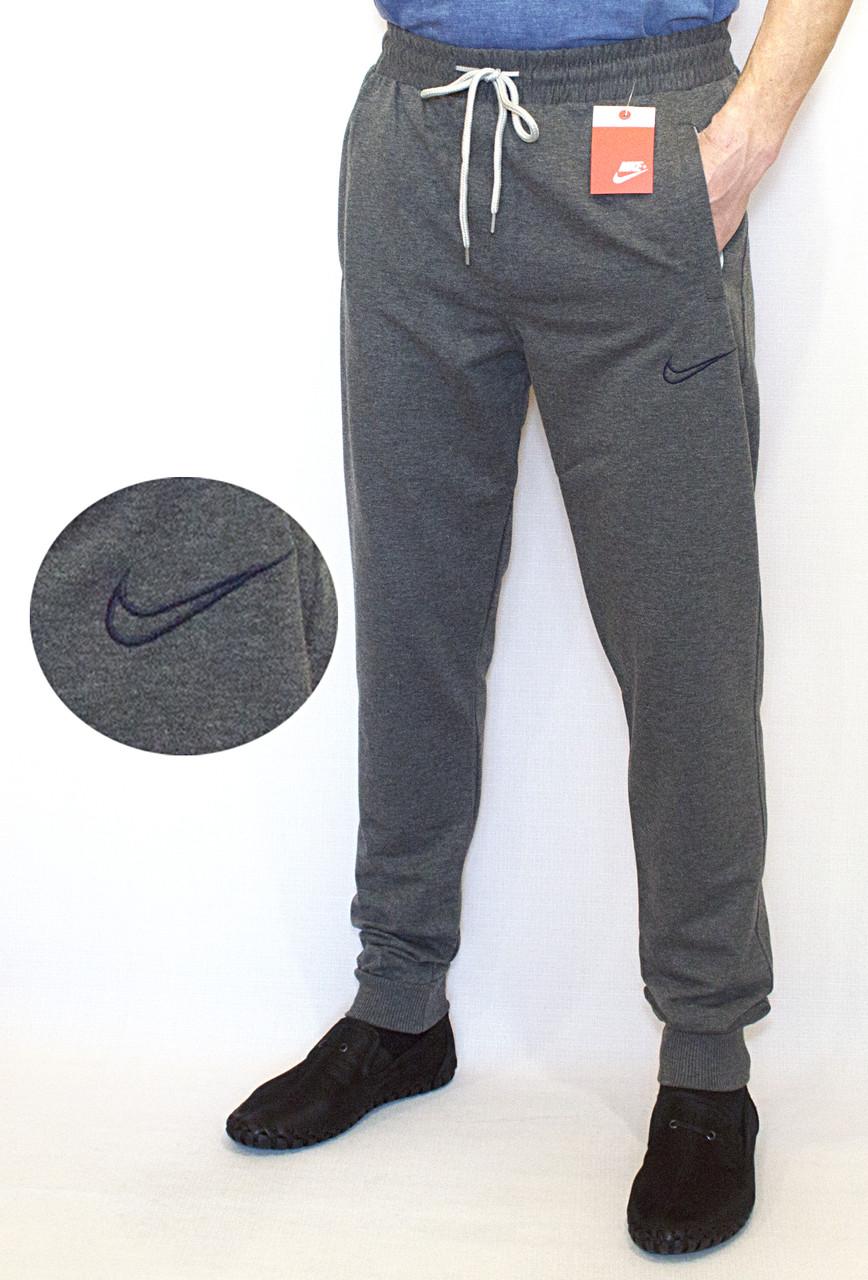 4885ccec Спортивные штаны мужские серые NIKE манжет (копия) - Casual Wear Shop в  Умани