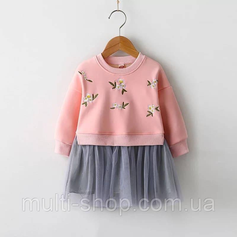 Платье для девочки Полина, фото 1