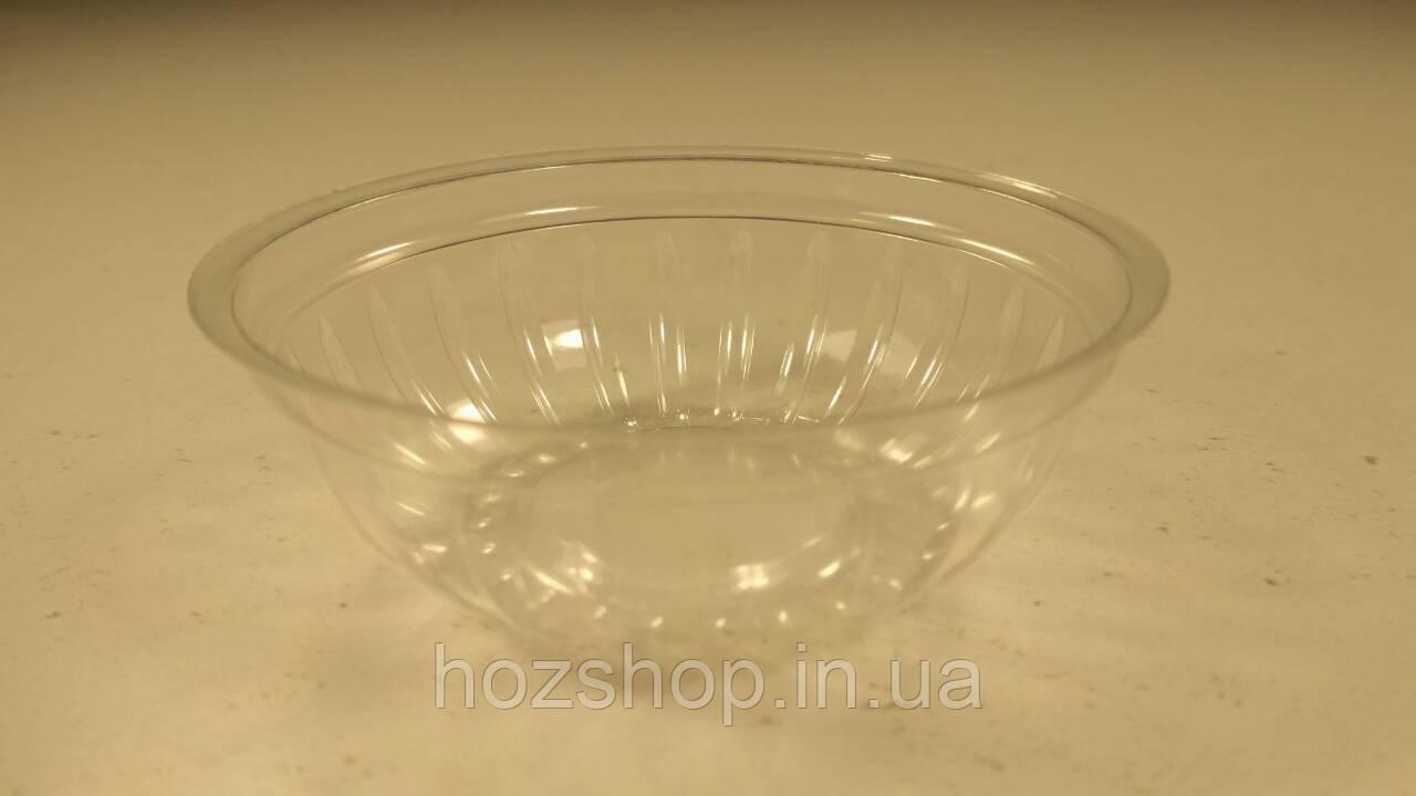 Соусник пластиковый прозрачный ПС-391 (V30мл)Ф66/h30 (100 шт)