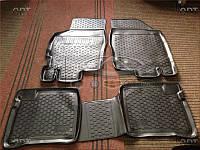 Ковры салона резиновые, комплект, Chery Jaggi [S21,1.3], CPCHS21, Ukraine Product