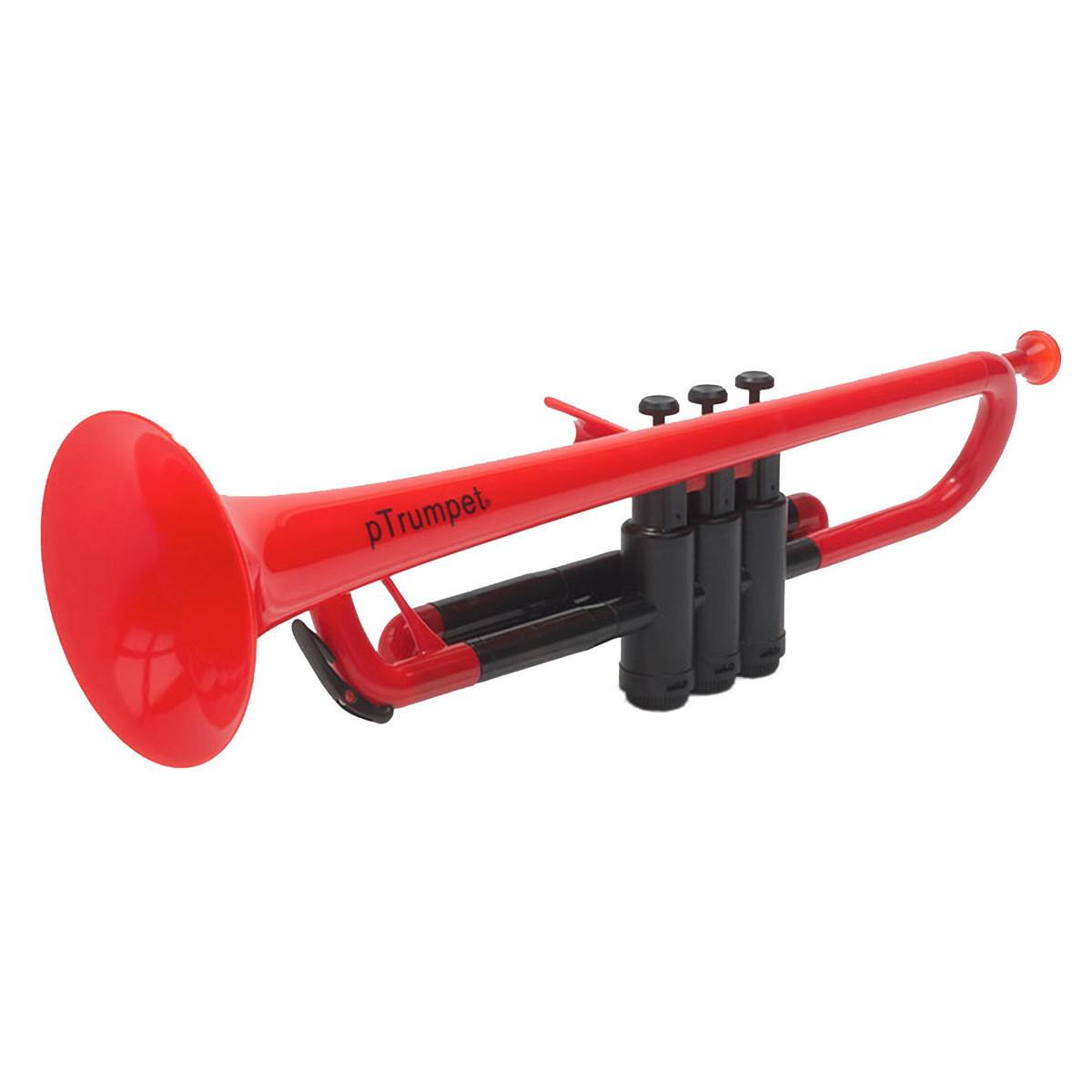 Труба pTrumpet красная