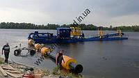 Земснаряд НСС 2500/60-М-К-ГР-Э в Украине