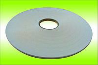 Двусторонний скотч на вспененной основе 9508W (66мх5ммх0,8мм) белый
