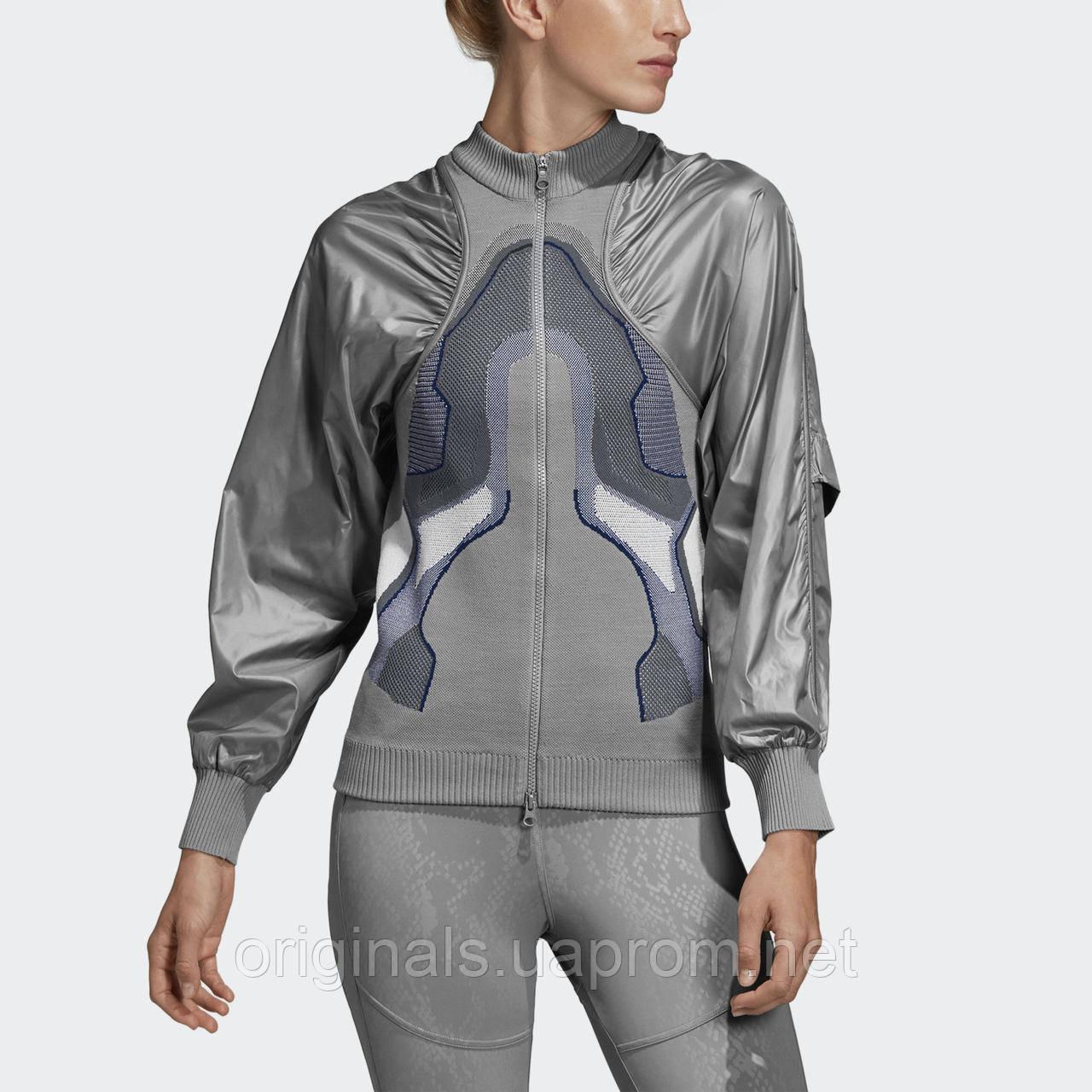 Джемпер женский Adidas aSMC Midlayer DT9384