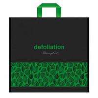 "Пакет с петлевой ручкой  ср п "" Дефалитион"" (46*44) 100мк Ренпако (25 шт)"
