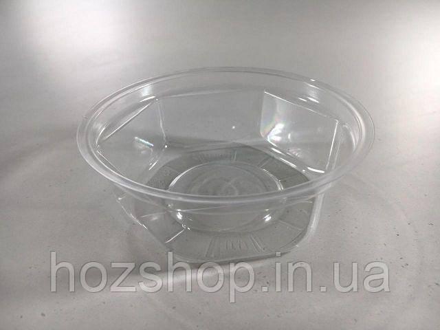 Соусник прозрачный SL907  V=120мл d=95мм h=33мм (50 шт)