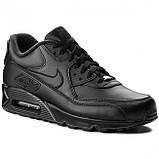 Мужские кроссовки  Nike Air Max 90 Leather  302519-001, фото 4