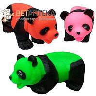 Игрушка резиновая Панда 45-1 21*11*6,5 см