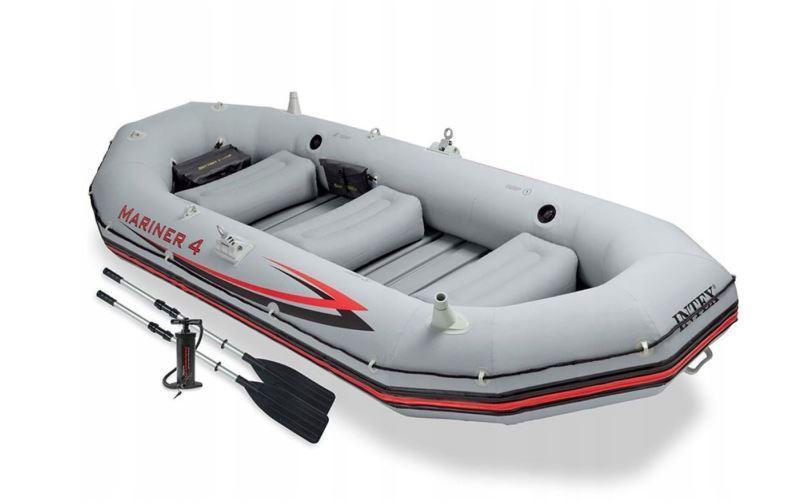 Туристична Intex надувний човен Mariner 68376