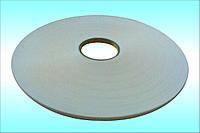 Двусторонний скотч на вспененной основе 9508W (66мх6ммх0,8мм) белый