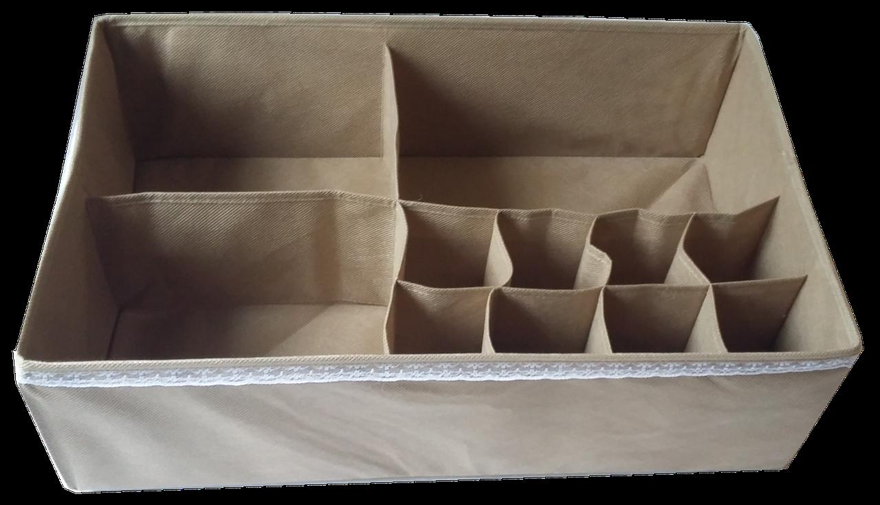 Органайзеры для белья по индивидуальным размерам (модель 59)