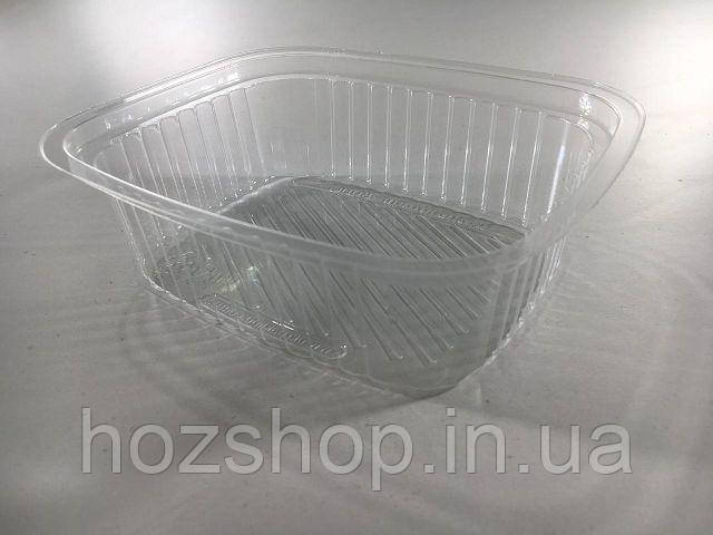 Упаковка пластиковая SL800G (V350мл\внутр\разм143*117*44) (50 шт)