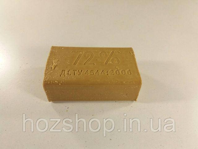 Мыло хозяйственное 72% 200гр  Родос (1 шт)