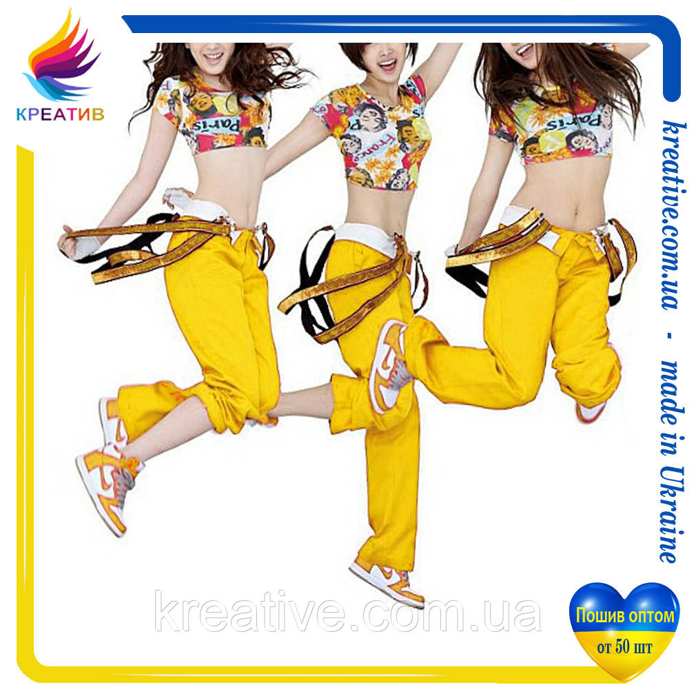 ff4fb82b297c Костюмы для спортивных хип-хоп танцев оптом: продажа, цена в ...
