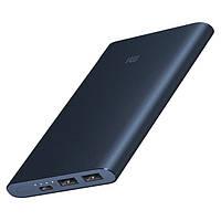 Универсальный внешний аккумулятор Xiaomi Mi Power Bank 2i 10000 mAh (Повербанк/портативная батарея Сяоми)