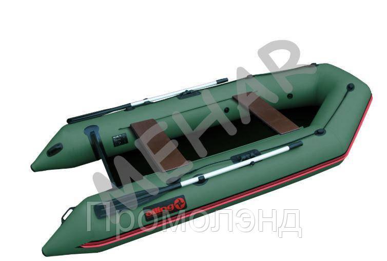 Туристическая надувная лодка Elling Forsage 270
