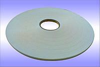 Двусторонний скотч на вспененной основе 9508W (66мх4ммх0,8мм) белый