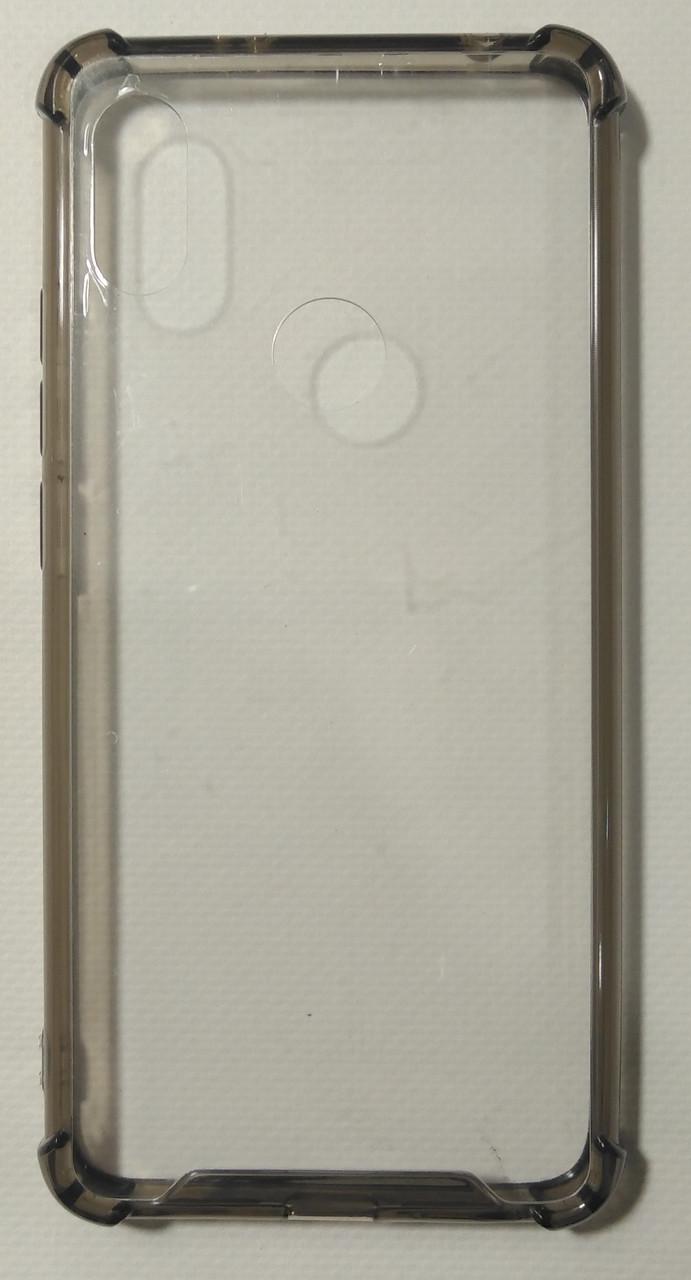 Силиконовый чехол Air Skin Xiaomi Redmi S2 Black
